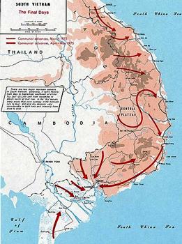 ベトナム戦争1975年